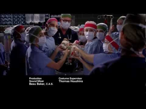 Grey's Anatomy 8.11 (Preview)