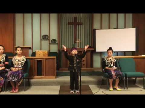 Shd Htingnan Seng Dan Li ( Ma Kaji ,NYKBC, Ehpesu 6:1-4 )