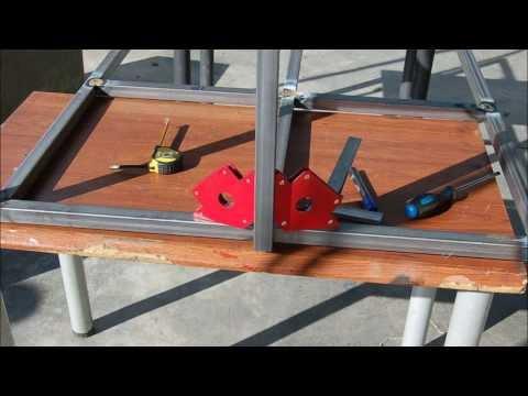 Escuadra Magnetica para soldar    Magnetic Square for Weld