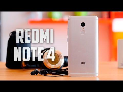 Xiaomi Redmi Note 4, review en español