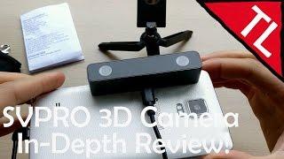 SVPRO 3D VR Camera: In-Depth Review!