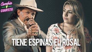 Eve La Colombiana ft Antonio Rios - Tiene espinas el rosal