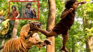 Mohanlal Blockbuster Movie Ultimate Action Scene | Telugu Movie Scenes | Telugu Multiplex