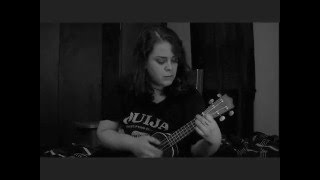 "Lynsey Moon - ""Fools In Love"" (Inara George/Joe Jackson ukulele cover)"