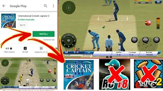 Ppsspp cricket game download
