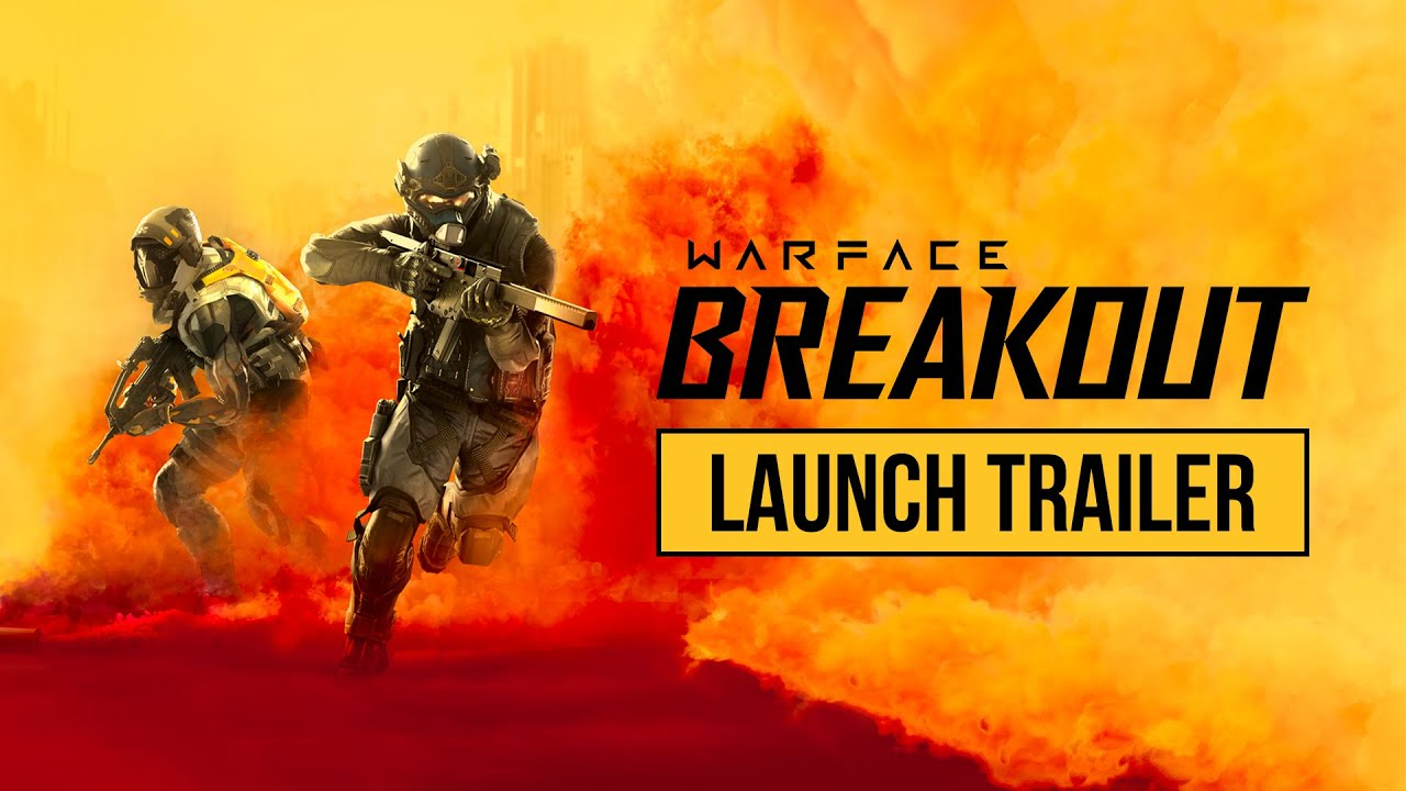 Трейлер игры Warface: Breakout