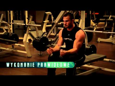 Ćwiczenia dla wszystkich grup mięśni dziewczynka