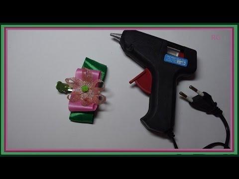 Как пользоваться клеевым пистолетом? DIY Handmade Rukodelie Goplay