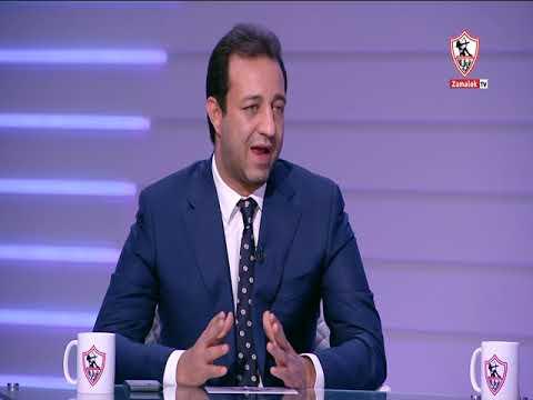 شاهد أحمد مرتضى: قناة الزمالك تدعو لعدم التعصب وتم تنفيذها بإحترافية وهتقدم رسالة