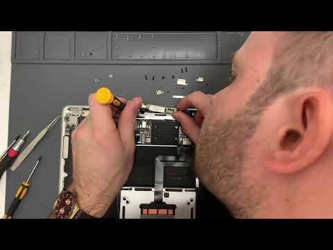 MacBook AIR Retina Screen replacement A1932