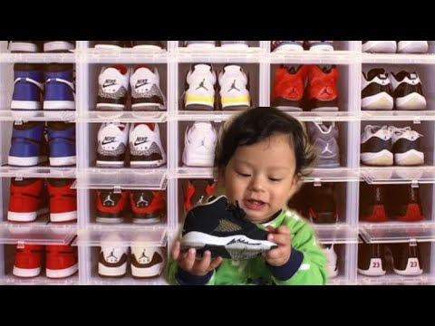1 Year Old Baby Sneaker Collection