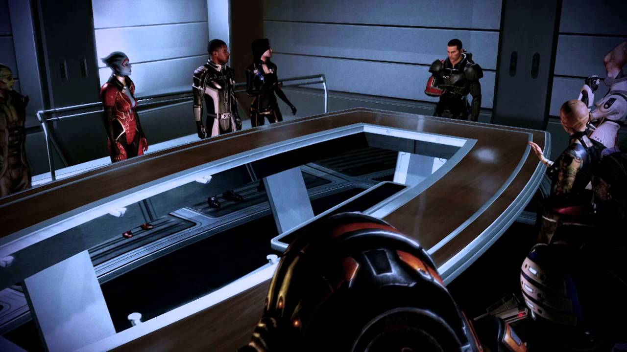 Mass Effect Trilogy Trailer Combines Awesomeness Of All Three Games