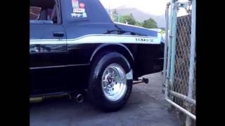 preview picture of video ''85 Monte Carlo SS 355 ci High Perf. ( side exhaust ) Kaneohe 2012'