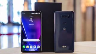 LG V30 - полный обзор смартфона с