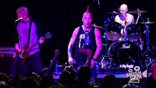 The Exploited - I Hate Cop Cars   Live in Sydney   Moshcam
