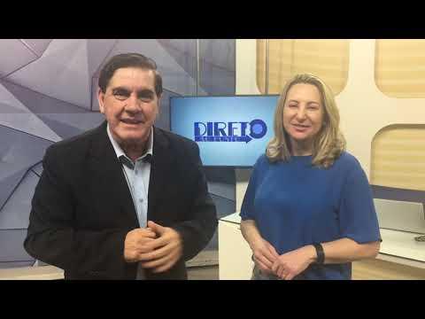 A deputada federal eleita Jaqueline Cassol é entrevistada no programa Diretor ao Ponto - Gente de Opinião