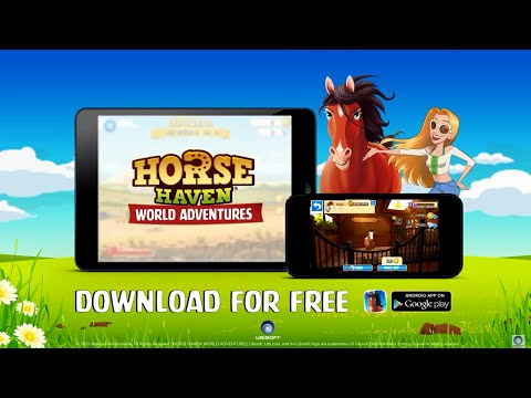 Horse Haven World Adventures Video