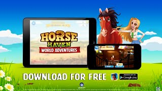 Picture of a game: Horse Haven: World Adventures