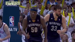 GrizzMo: Grizzlies vs. Thunder | 2013 Western Conference Semifinals