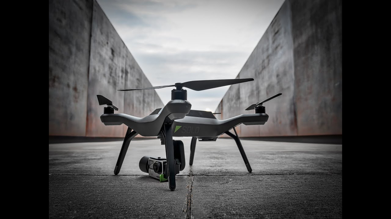 3DR Solo - our best tool