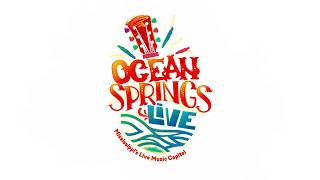 Ocean Springs Live Logo Animation