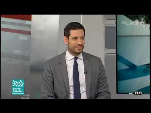 Ο Κώστας Κυρανακης απαντά στον Σπύρο Χαριτατο | 15/04/19 | ΕΡΤ