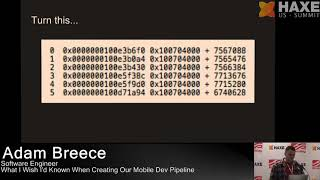 Creating mobile development pipeline - Adam Breece