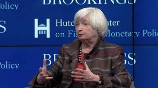 Economics: Love at first sight for Janet Yellen