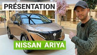 Nouveau SUV Nissan ARIYA : la fin d'une époque ?
