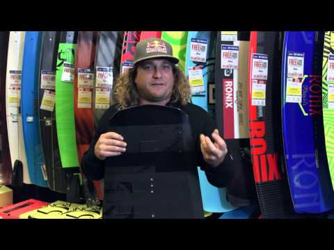 Parks Bonifay – 2016 Ronix Parks Wakeboard Review