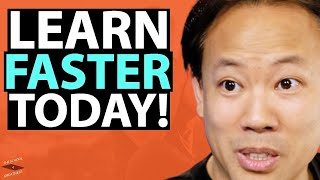 Unleash Your SUPER BRAIN To LEARN FASTER & IMPROVE MEMORY  Jim Kwik & Lewis Howes