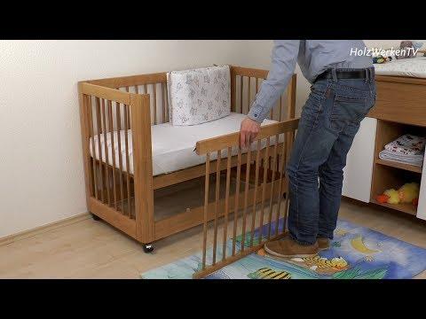 Babybett und Wickelkommode - die spannendsten Details