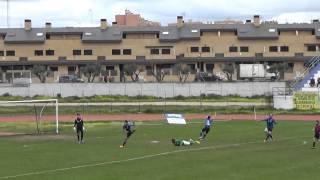 preview picture of video 'A.D. Parla - Alcobendas-Levitt C.F., 1-1. (22-03-2015)'