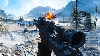Battlefield V Multiplayer Gameplay