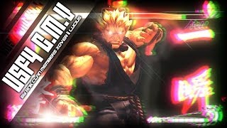 USF4 [CMV]  Combos/resets
