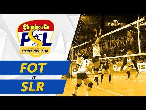 QF1: Foton vs. Sta. Lucia | PSL Grand Prix 2018