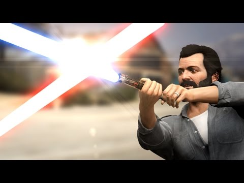 I Really Wish Grand Theft Auto V Had Lightsabers