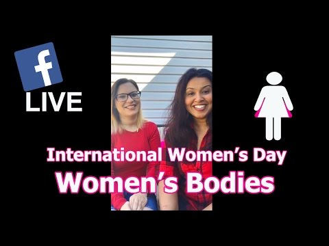 #thePINKLIfe Ep45: Women's Bodies - LIVE via Facebook