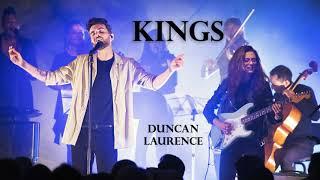 Duncan Laurence   Kings (audio)