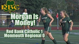 Red Bank Catholic 1 Monmouth Regional 0 | Morgan Cupo Lone Goal