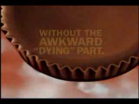 Reese's Commercial for Reese's Peanut Butter Cups (2008 - 2009) (Television Commercial)