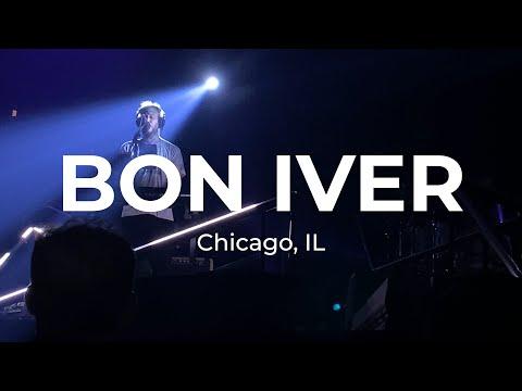 Bon Iver: Full Concert | Chicago FRONT ROW (4K)