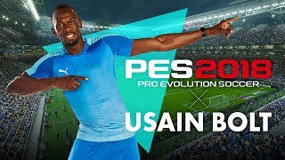 Happy to announce Im making my debut as a footballer in PES2018