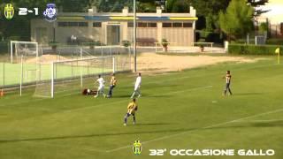 preview picture of video 'ASD ASCOLI SATRIANO - ATLETICO VIESTE 2-1'