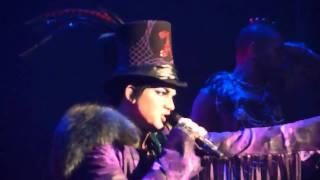 Adam Lambert - Voodoo / For Your Entertainment - 2010/10/25 Honolulu HI