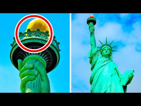 La Historia y Datos Inéditos Sobre La Estatua De La Libertad