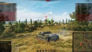 FV217 Badger, Прохоровка, Стандартный бой