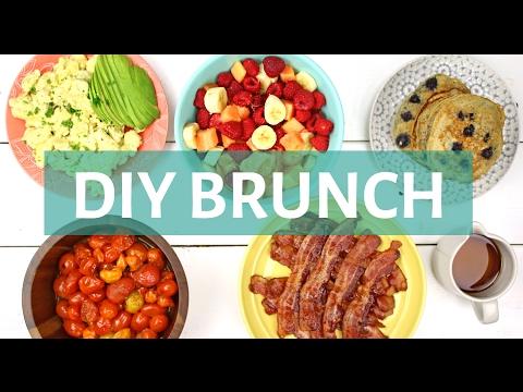 Easy & Delicious Brunch Recipes | Healthy Breakfast Ideas