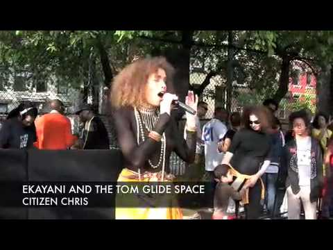 CITIZEN CHRIS-EKAYANI AND THE TOM GLIDE SPACE
