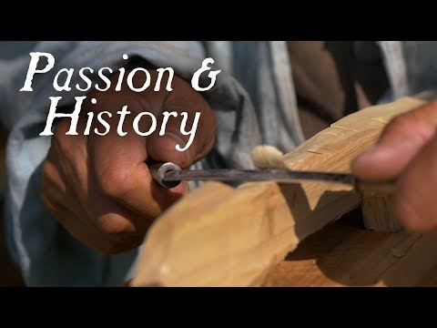 Early American Woodworking – A Craftsman Talks About his Passion
